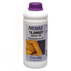 Impregnace Nikwax Wash-in TX Direct 1 litr